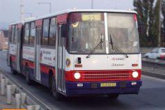 2004 - 09 - Olomouc, poslední provozní Ikarusy