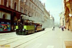 1993 - Brno, Dopravní víkend