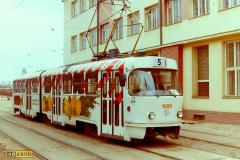 1996 - Brno, DPmB