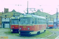 1999 - Brno, oslavy 130 let MHD v Brně