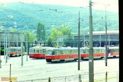 2000 - Brno, dopravní víkend, DOD Medlánky