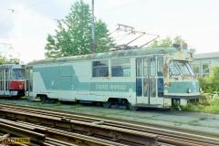 2001 - Brno, Dopravní víkend, Medlánky, poslední Ikarusy