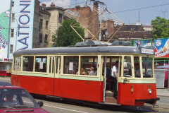 2003 - Brno, Dopravní víkend