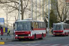 2014 - Brno, jarní pozdrav posledních K 732
