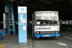 2015 - Brno, poslední dálková linka s Karosou 700