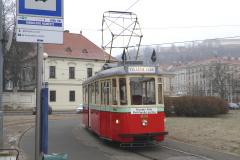 2016 - Brno, Vánoční jízdy a akce DPmB