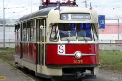 2017 - 07 01 - Brno, Retrovíkend s tramvají T2