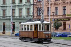 2017 - 10 22 - Brno, podzimní retrojízdy v DPmB