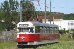 2018 - 05 05 - Brno, Retrojízda tramvaje T2