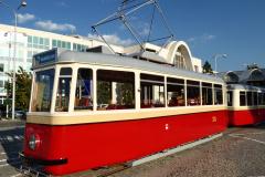 2019 - 07 10 - Brno, Renovovaná tramvaj MT4 na BVV