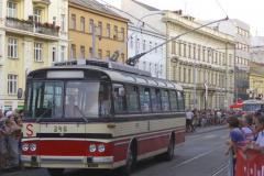 2019 - 08 31 - Brno, 150 let DPmB, Streetparty