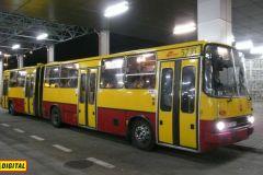 2012 - Warszawa autobusy