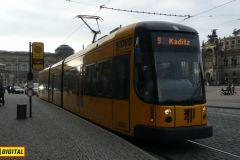 2013 - Dresden, poslední jízdy T4
