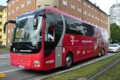 2014 - Mnichov a poslední tramvaje typu P