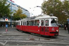2019 - 10/30 - Wien, posledni tramvaje E1