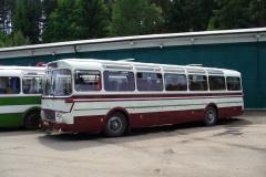 2007 - 05 26 - Lešany, sraz autobusů