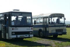 2011 - 09 24 - Vyškov, Sraz autobusů