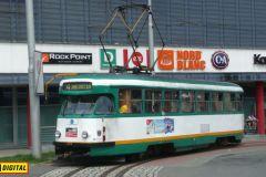 2013 - Liberec, zvláštní jízdy tramvají