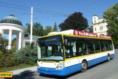2013 - Mariánské lázně, jízdy hist. busů
