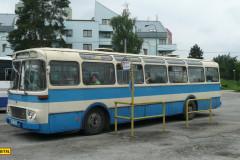 2014 - Sraz historických autobusů v Lešanech