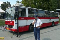 2015 - Rozloučení s vozy Karosa B700 v Brně