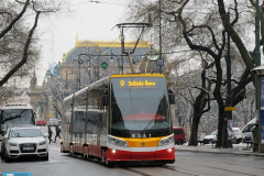 2016 - 03 01 - Zimní Praha