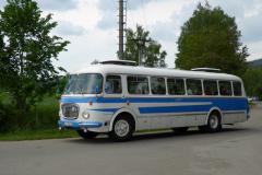2016 - 05 28 - Sraz historických autobusů v Lešanech