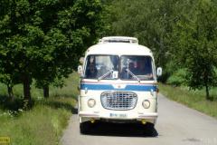 2017 - 05 27 - Sraz historických autobusů v Lešanech