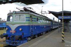 2017 - 07 01 - Ostrava a Bohumín, jízda 140004 na posilovém Ex 10005