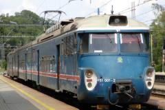 2017 - 08 22 - Praha, poslední jednotky 451 v provozu