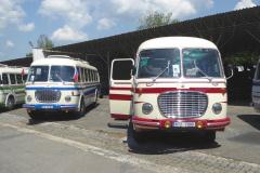 2018 - 05 27 - Lešany, Sraz historických autobusů