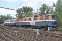 2018 - 08 10 - Praha, Loučení s pantografy řady 452 a další postřehy ze železnice