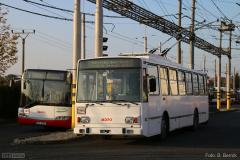 2018 - 11 11 - Opava, rozloučení s trolejbusy Škoda 14Tr