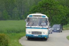 2019 - 05 25 - Lešany, Sraz historických autobusů
