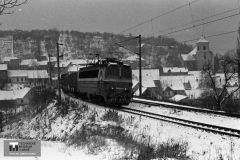 Historie - 1983 železnice