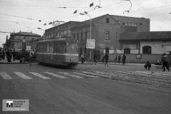 Historie - 1983 Brno Pracovní vozy