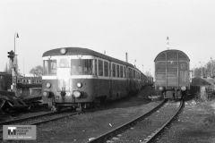 Historie - 1984 železnice