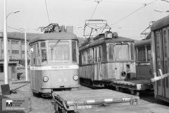 Historie - 1984 Brno Pracovní vozy