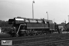 Historie - 1986 železnice