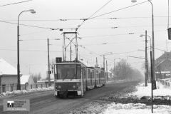 Historie - 1987 Brno KT8
