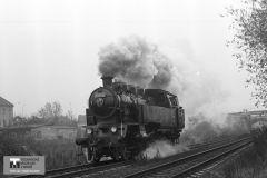 Historie - 1988 železnice