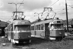 Historie - 1988 Brno Pracovní vozy