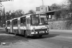 Historie - 1989 Brno Ikarusy