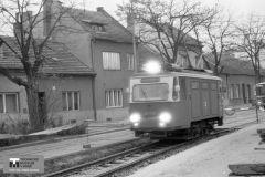 Historie - 1989 Brno Pracovní vozy
