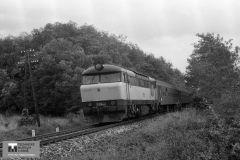 Historie - 1990 železnice