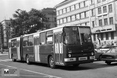 Historie - 1990 Brno Ikarusy