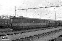 Historie - 1991 železnice