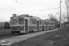 Historie - 1992 Brno KT8