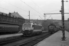 Historie - 1993 železnice