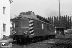 Historie - 1995 železnice